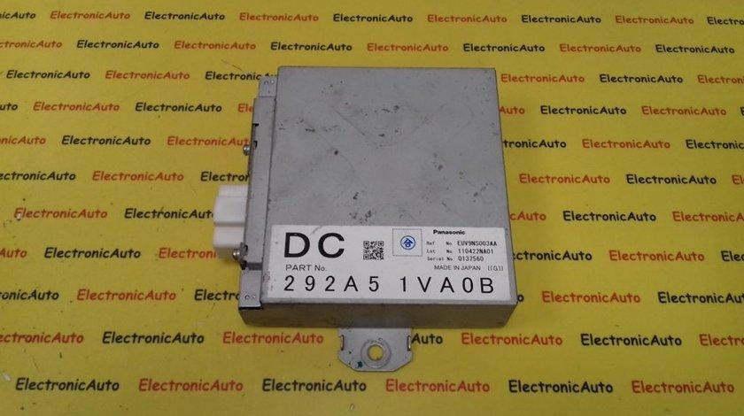 Modul Electronic Nissan Qashqai, 292A51VA0B