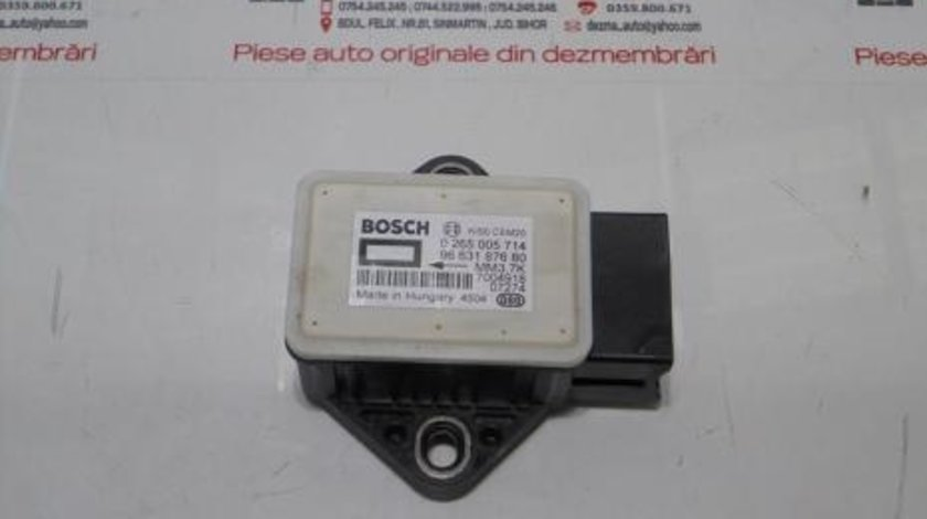Modul esp 9663187680, Peugeot 308, 1.6hdi