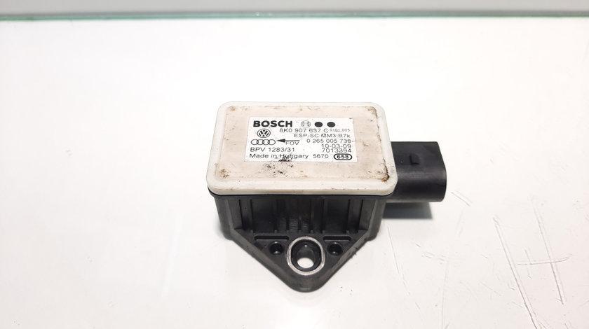 Modul ESP, Audi A4 Avant (8K5, B8) [Fabr 2008-2015] 8K0907637C