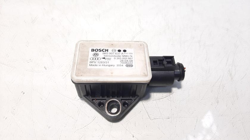 Modul ESP, cod 8K0907637A, Audi A4 (8K2, B8) (idi:469210)