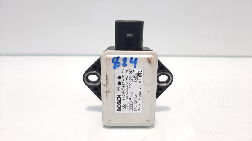 Modul ESP, cod 8K0907637A, Audi A4 Avant (8K5, B8) 2.0 tdi, CAG