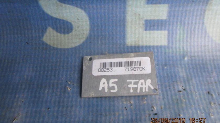 Modul far (adaptiv) Audi A5 2009; 719870K