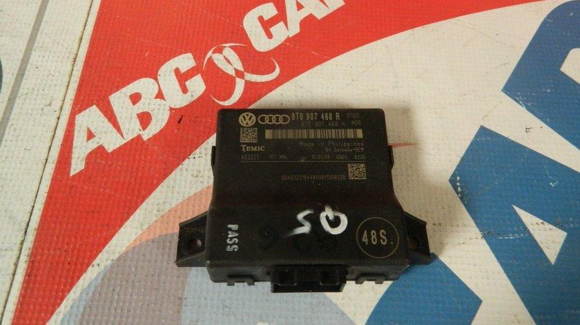 Modul gateway Audi A5 A4 B8 Q5 cod: 8T0907468R