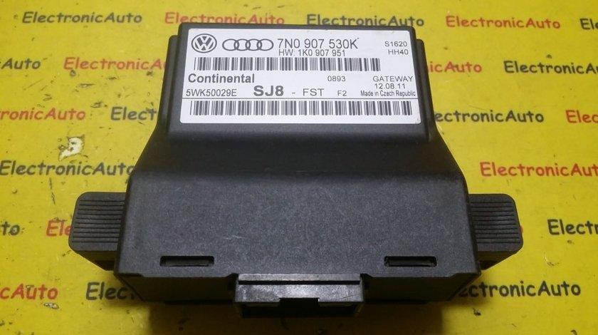 Modul Gateway Vw Passat 7N0907530K, 5WK50029E