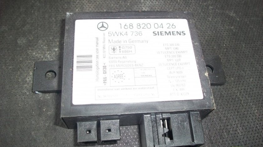Modul Imobilizare Mercedes Benz A (W168)