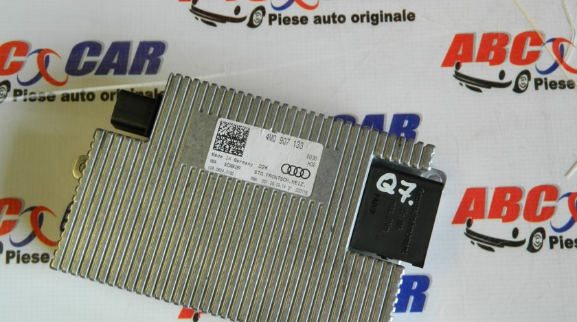 Modul incalzire parbriz Audi Q7 4M cod: 4M0907133 model 2016