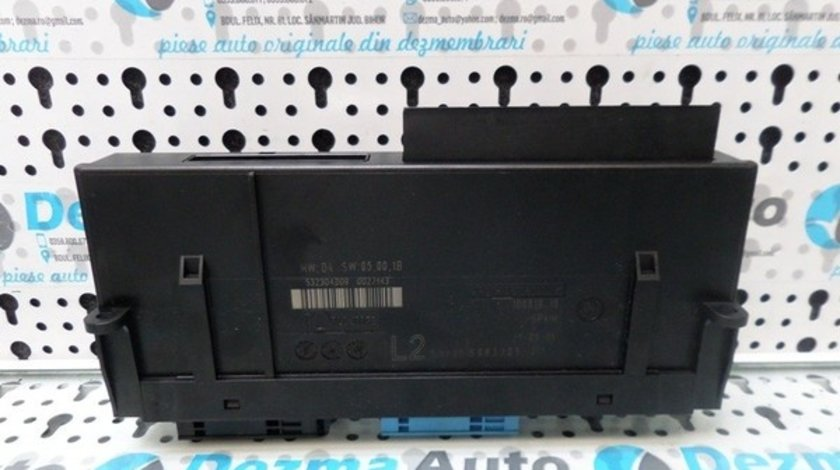 Modul inchidere centralizata Bmw 118D, 120D, 2004-2010, 6983305