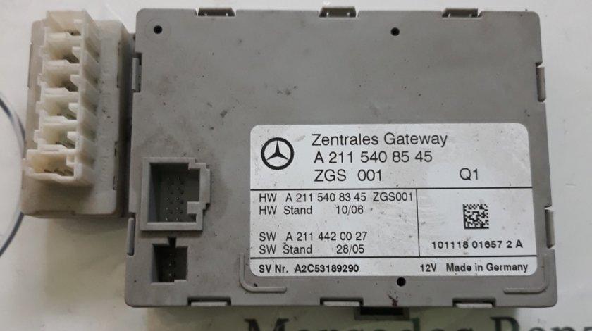 Modul inchidere centralizata Mercedes e class w211 cod A2115408545