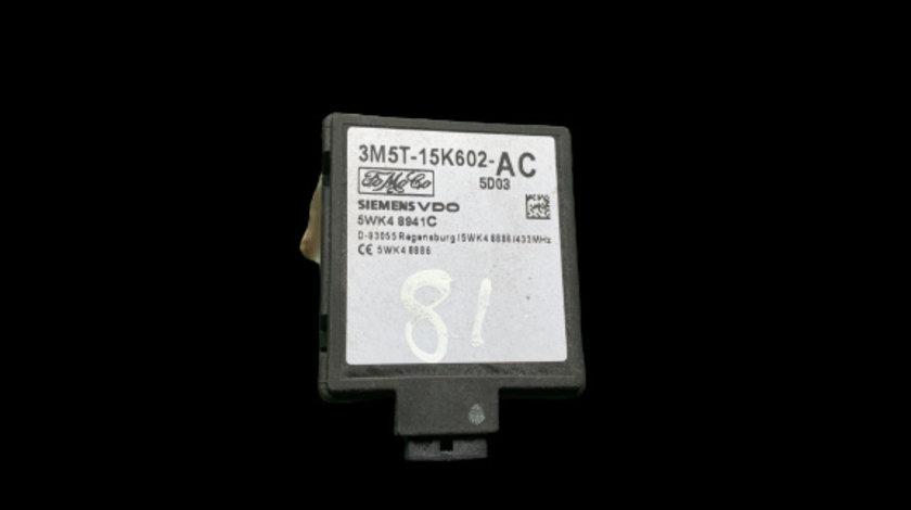 Modul inchidere centralizata Modul inchidere centralizata 3M5T-15K602-AC Ford Focus generatia 2 [2004 - 2008] Hatchback 5-usi 2.0 TDCi MT (136 hp) G6DA