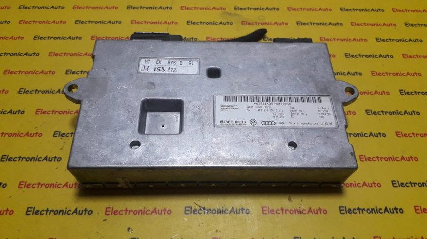Modul interfata Audi A6 4F C6 4E0035729, 4F0910730D