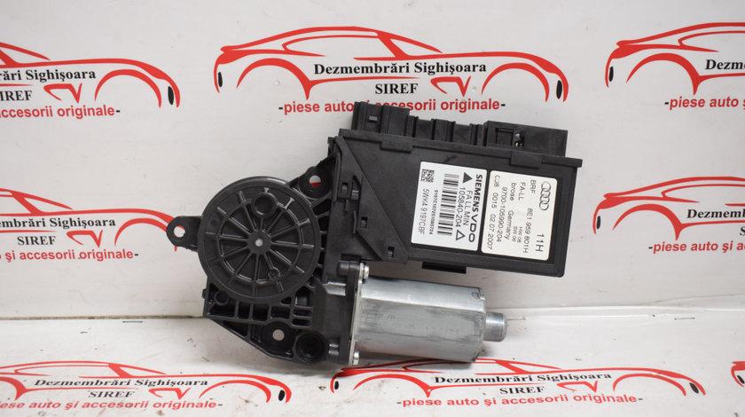 Modul macara fata stanga Audi A4 B7 2007 8E1959801H 557