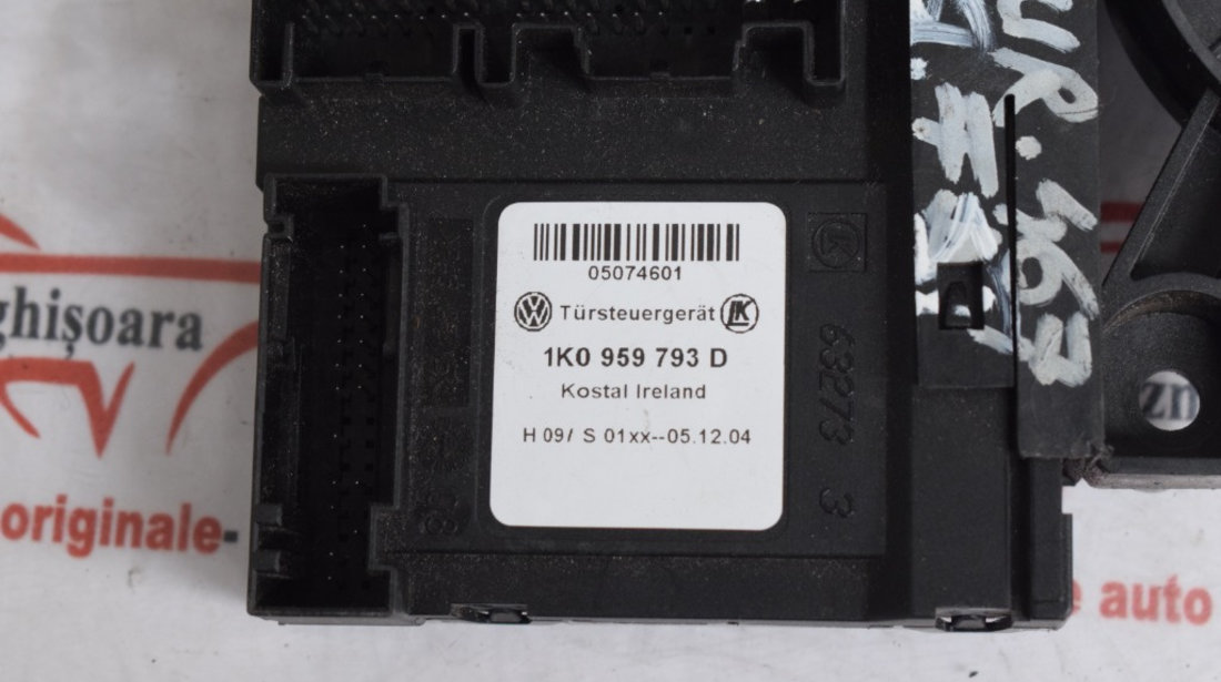 Modul macara fata stanga VW Touran 2004 1K0959793D 467