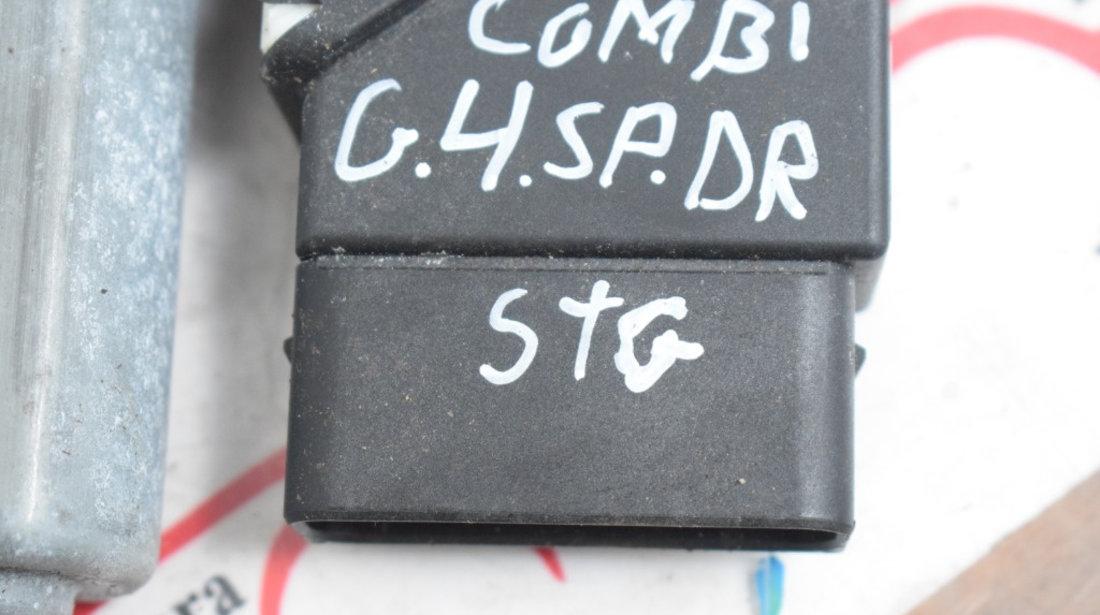 Modul macara usa spate dreapta VW Golf 4 9776105407301