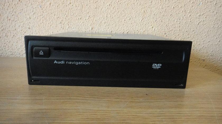 Modul Navigatie DVD OEM Audi MMI 2G A6 A8 A4 q7