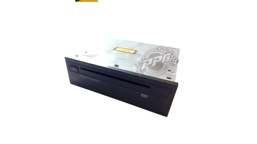 Modul Navigatie-Radio Fibra Optica AUDI A6 C6 4F, A8 4E D3 ,Q7 4L din 2004-2011 4E0910541F