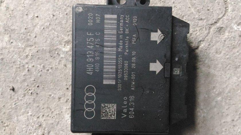 Modul partronik AUDI 4H0919475F