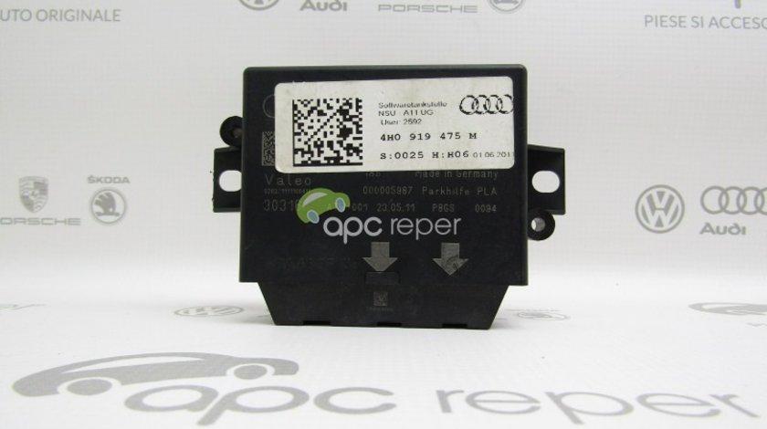 Modul PDC / Calculator senzori parcare Audi A6 C7 4G/ A7 4G - Cod: 4H0919475M