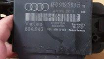 Modul pdc senzor parcare 4f0919283h Audi Q7 2007 M...