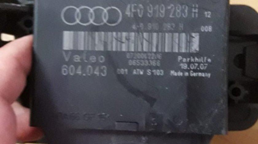 Modul pdc senzor parcare 4f0919283h Audi Q7 2007 MOTOR quattro 3.0 TDI