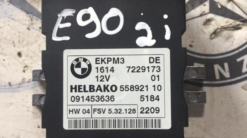 Modul pompa benzina BMW E90 ekpm3 7229173