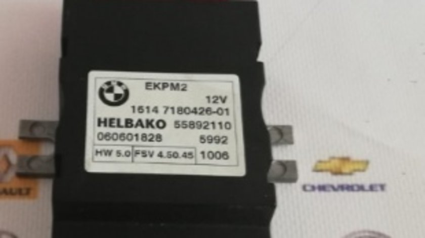 Modul pompa combustibil 161471804226-01 BMW e81 e87 118d seria 1 motor 2.0d