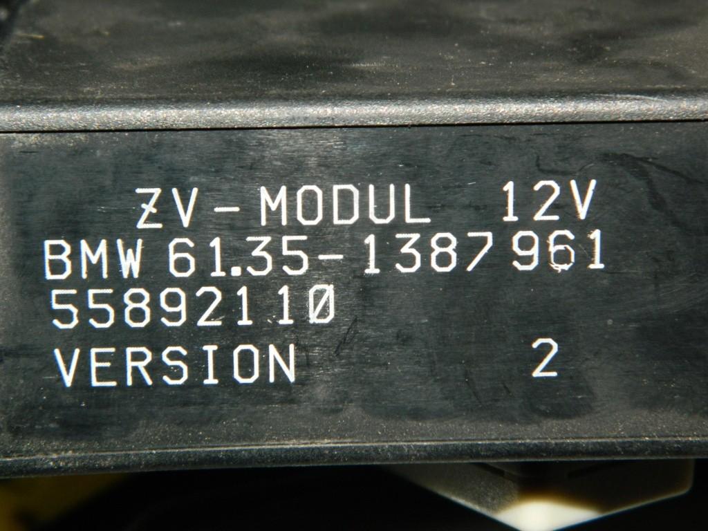 Modul pompa combustibil BMW Seria 3 F30 cod: 55892110 / 6135 1387961 model 2013