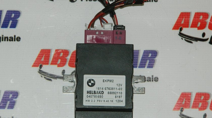Modul pompa combustibil BMW Seria 5 E60 / E61 cod: 16146763811 02 model 2007