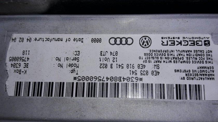Modul Radio Audi A6 A8 4E0 035 541 2002 2009