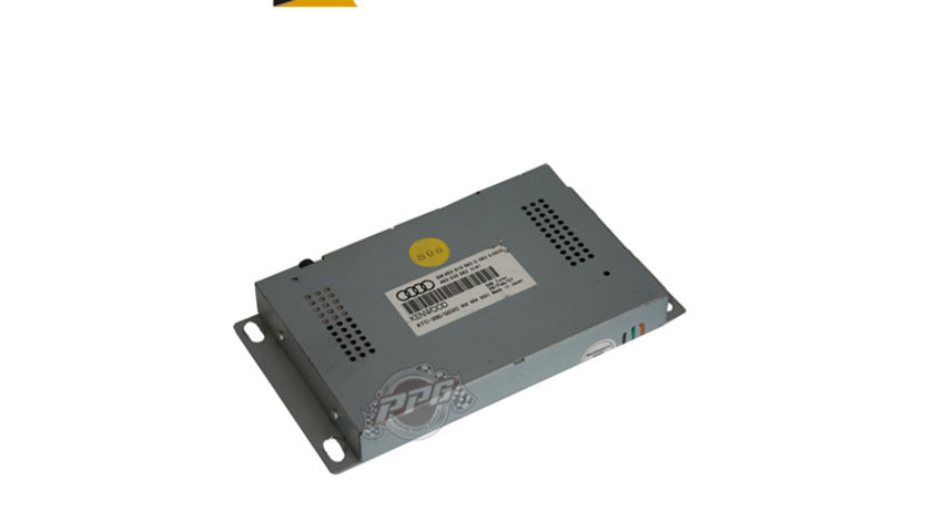 Modul Radio Tuner/ DAB MMI 2G Audi A4 B7/ A5 8T/ A6 4F/ A8 4E/ Q7 4L an 2003 - 2010 cod 4E0035563