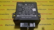Modul reglare faruri Audi A8 4E0907357, 5DF0082781...