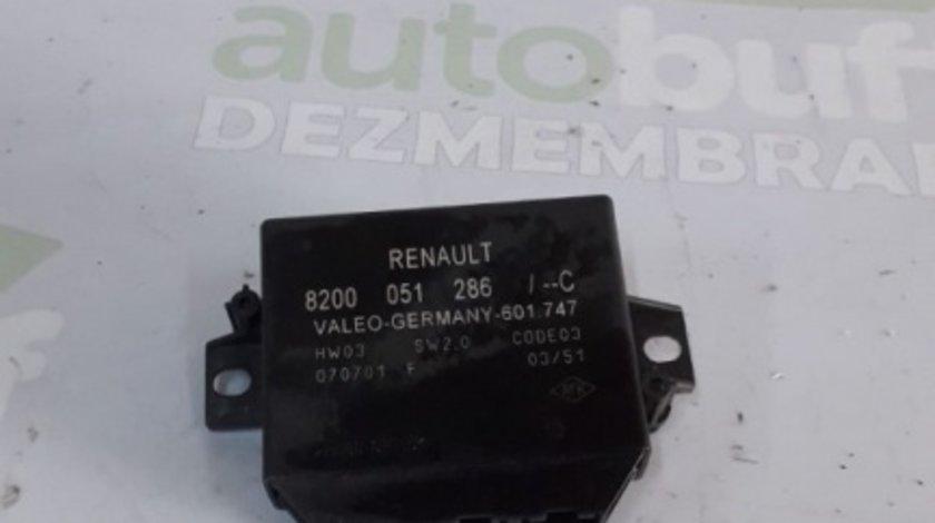 Modul Senzor Parcare Renault Laguna II (2000-2007) 1.9 8200051286 8200051286E