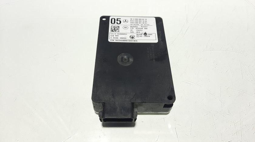 Modul senzor radar, cod A000950410, Mercedes Clasa E (W212) 2.2 CDI, OM651924 (id:458504)