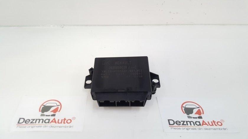 Modul senzori parcare 263500002R, Renault Laguna 3 (id:248437)