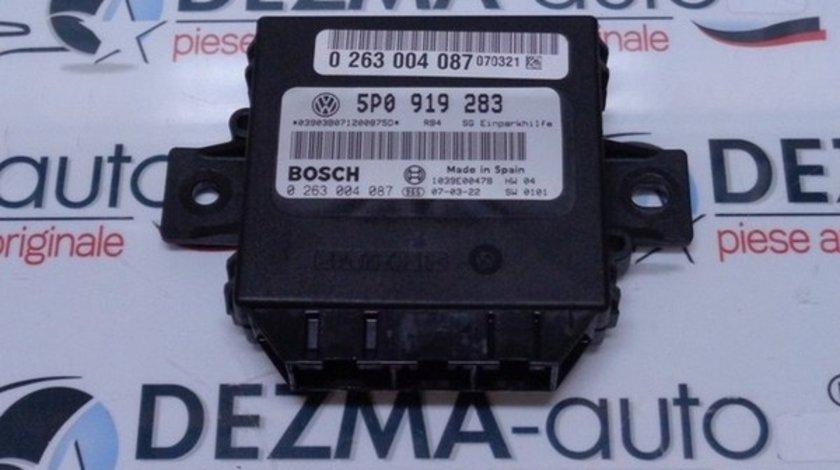 Modul senzori parcare, 5P0919283, Seat Leon (1P1) 1.9 tdi (id:218786)
