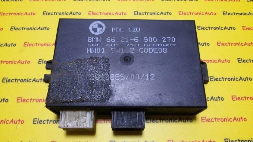 Modul Senzori Parcare BMW E39 E46 66216900270, 601718