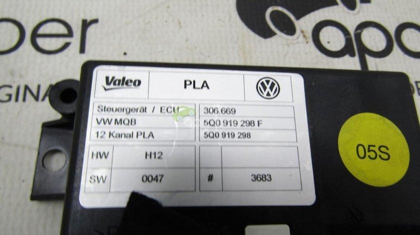 Modul senzori Parcare PDC Audi A3 8V - VG Golf 7 cod 5Q0919298F