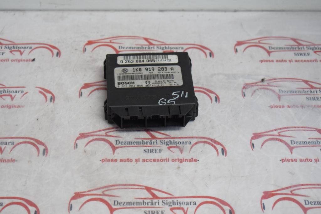 Modul senzori parcare VW Golf 5 1K0919283A 511