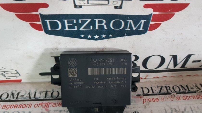 Modul senzori parcare VW Passat B7 3aa919475l