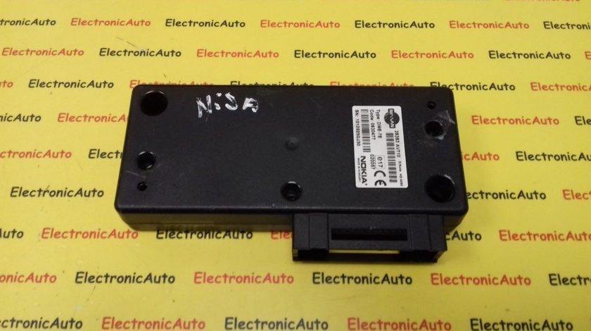 Modul Telefon Nissan Primera, 28383AV700
