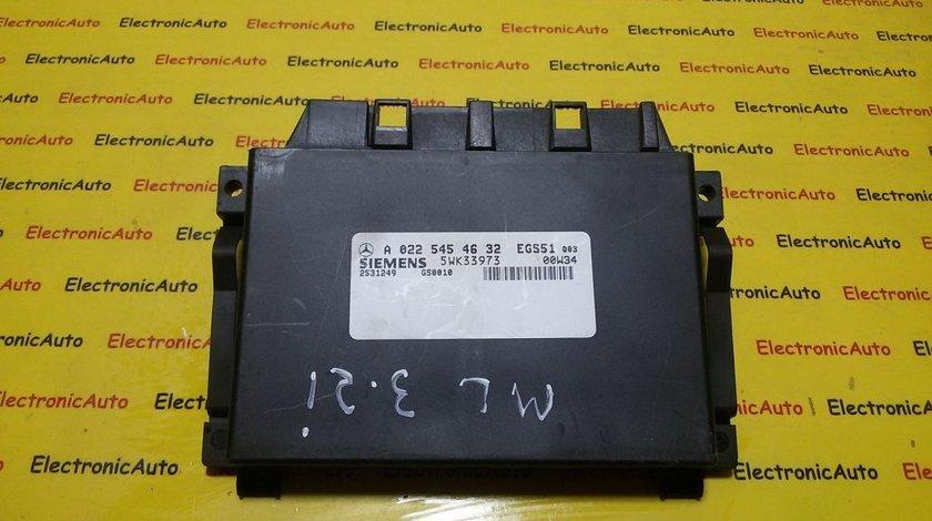 Modul Unitate de inchidere centralizata Mercedes ML 320 A0225454632