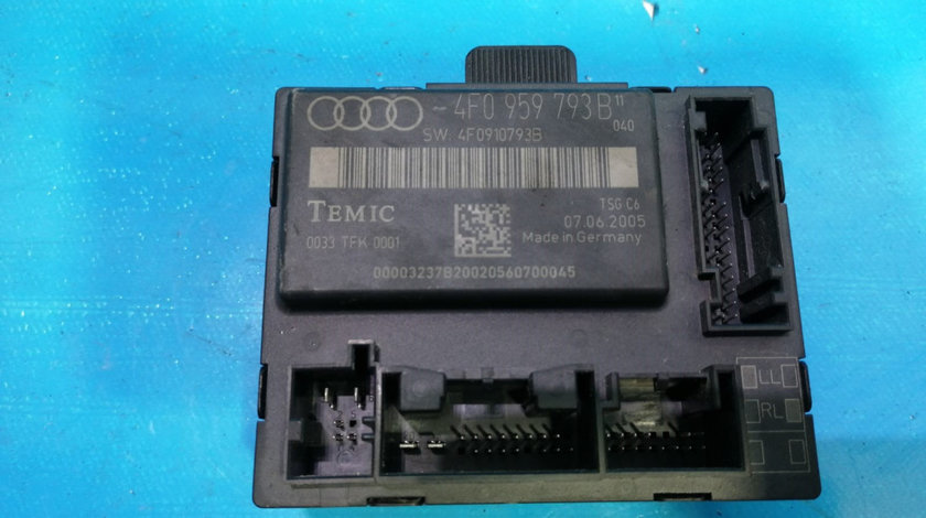 Modul usa Audi A6 C6 4f0910793b, 4f0959793b