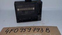 Modul usa / calculator confort 4F0959792B / 4F0959...