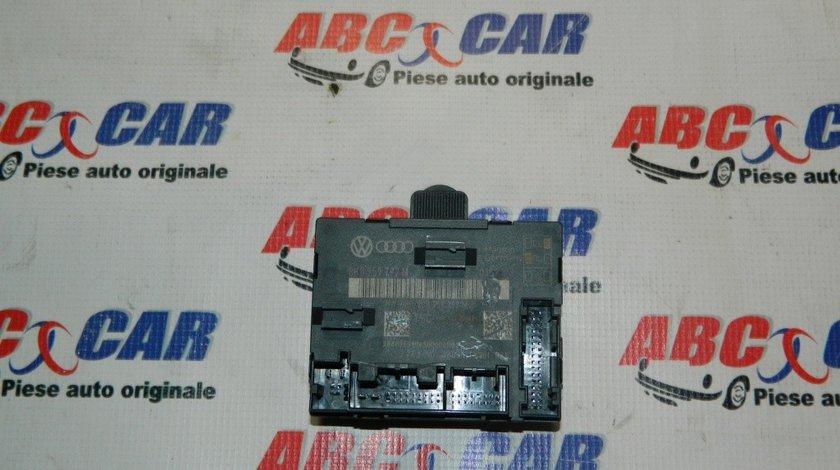 Modul usa dreapta fata Audi A4 B8 8K cod: 8K0959792M
