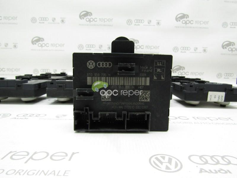 Modul usa dreapta spate Audi A4 B8 8K / A5 8T - Cod: 8T0959795H