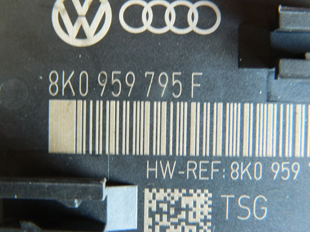 Modul usa dreapta spate Audi A4 B8 8K cod: 8K0959795F model 2012