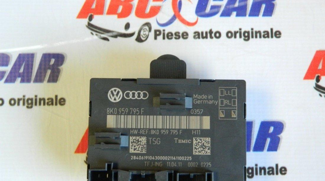 Modul usa dreapta spate Audi A5 8T cod: 8K0959795F model 2012