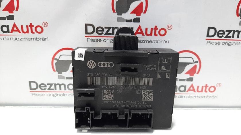 Modul usa dreapta spate, Audi A5 Sportback (8TA) [Fabr 2009-2015] 8T0959795B (id:427452)