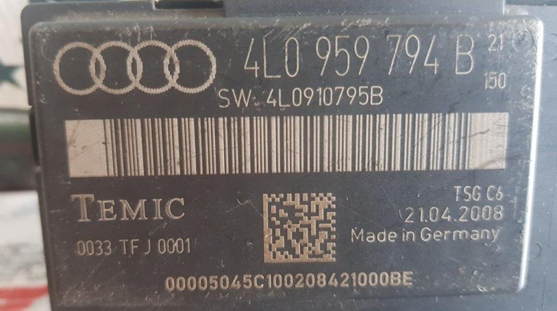 Modul usa dreapta spate Audi Q7 4l0959794b