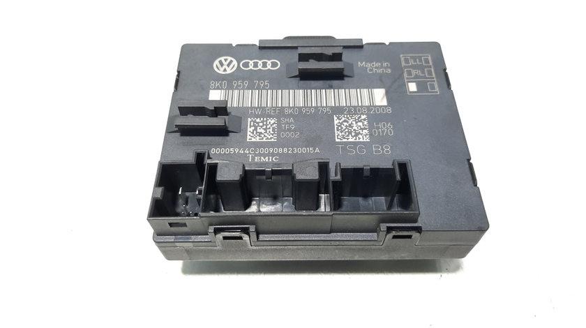 Modul usa dreapta spate, cod 8K0959795, Audi A4 Avant (8K5, B8) (id:498022)