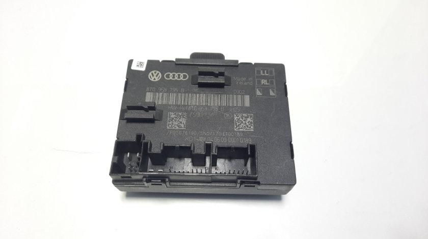 Modul usa dreapta spate, cod 8T0959795B, Audi A5 Sportback (8TA) id:427452